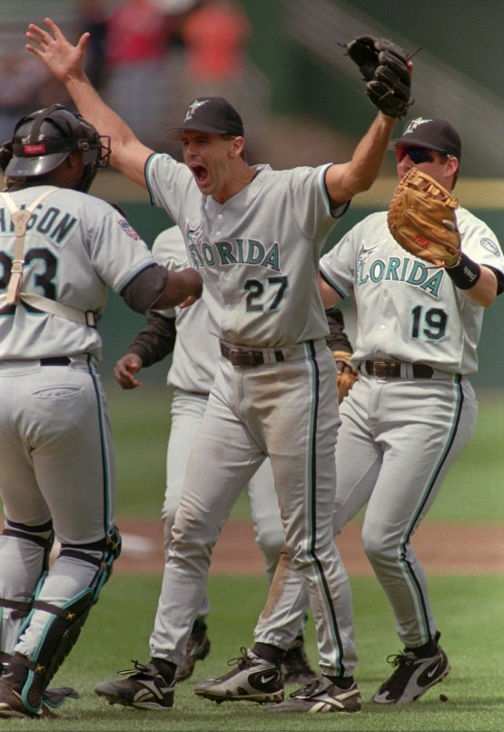 Kevin Brown No Hitter Florida Marlins