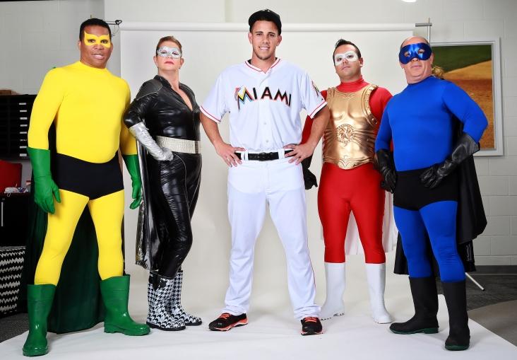 Jose's Heroes