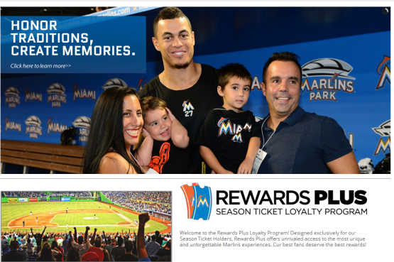 Marlins Rewards Plus