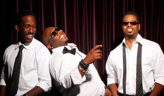 Boyz II Men - June 21, 2014 - Marlins Park - Miami