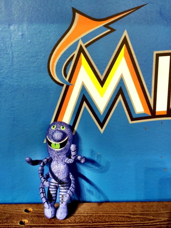 Julio the Octopus Marlins Park Sea Creatures