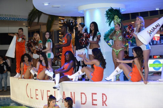 Clevelander at Marlins Park