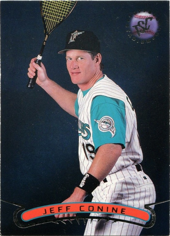 Jeff Conine Florida Marlins