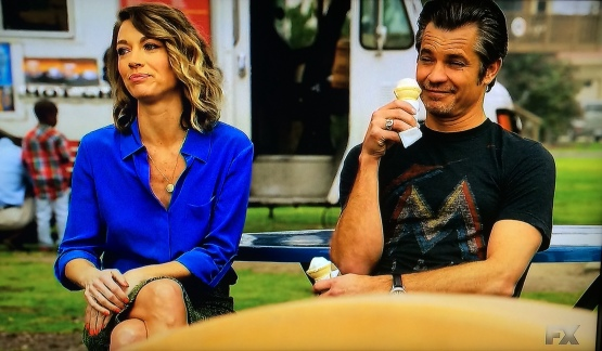 Justified Finale - Raylan - Miami Marlins