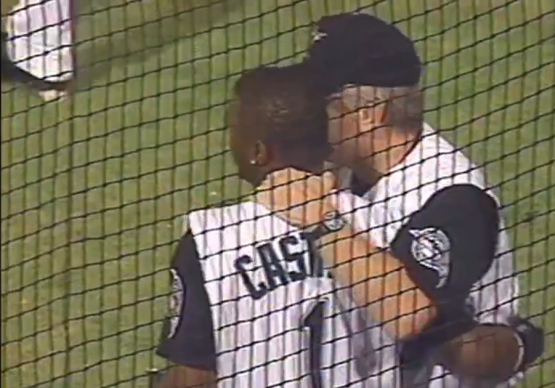 Miami Marlins - Luis Castillo Hit Streak Tim Raines Hall of Fame